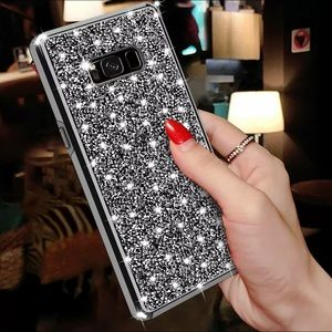 Samsung Galaxy S8 bling case